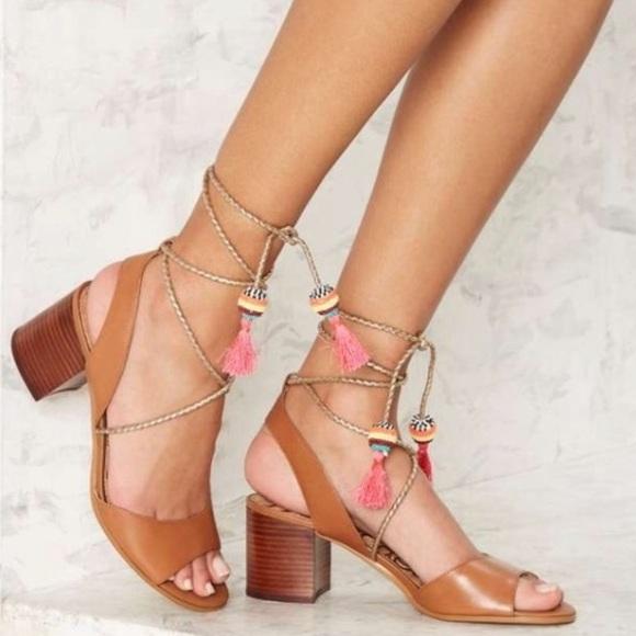 36b5964956db Sam Edelman Shoes - Sam Edelman Shani Block Heel Sandal